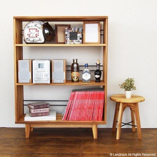 木製シェルフはただの収納ではない。大人の空間を演出してくれる木製シェルフの魅力に迫る!  3番目の画像