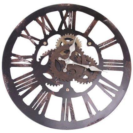 """""""部屋に彩を添える""""8つの人気掛け時計:時計の役割は時間を刻むだけにあらず。 7番目の画像"""