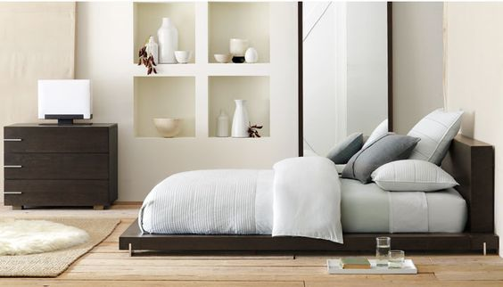 """""""デキる男""""の空間に似合う「おしゃれなベッド」の選び方:部屋のテーマはベッドと共に決めろ! 1番目の画像"""