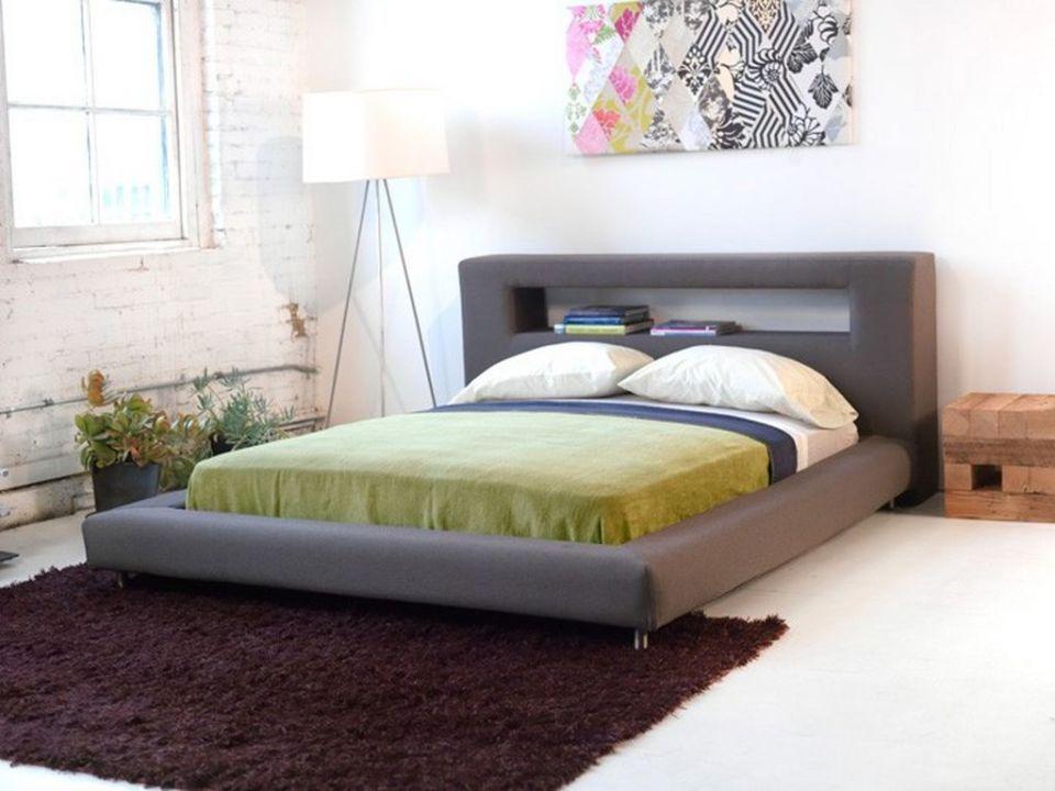 """""""デキる男""""の空間に似合う「おしゃれなベッド」の選び方:部屋のテーマはベッドと共に決めろ! 4番目の画像"""