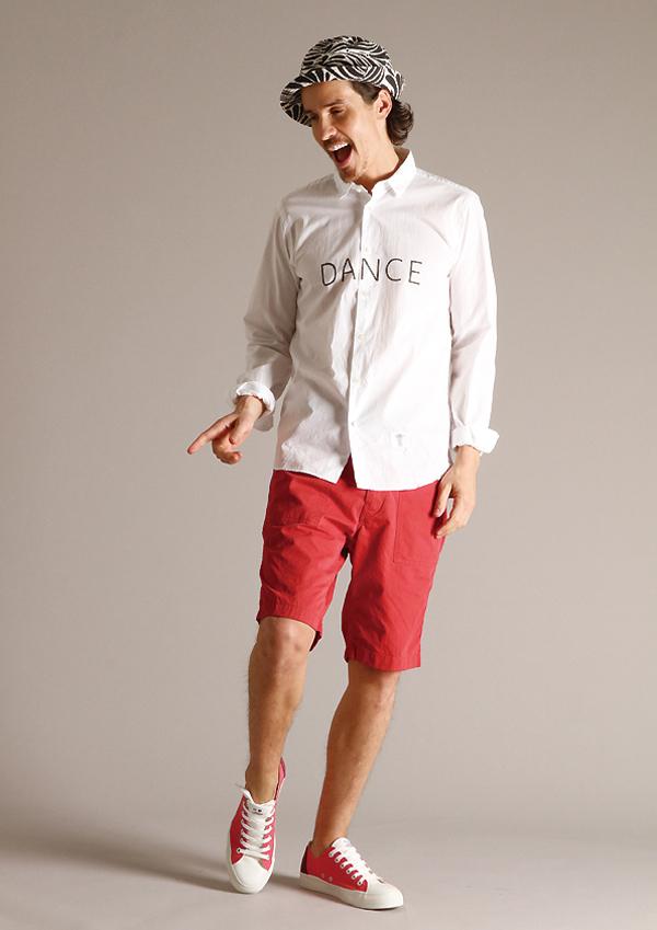 """夏の大人メンズは""""ハーフパンツ""""で爽やかに飾れ! イマドキのおしゃれな着こなしは""""膝上丈""""が正解 7番目の画像"""