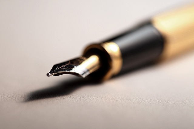 万人におすすめしたい4つの「人気万年筆ブランド」:これであなたも、大人の世界に一歩近づくだろう。 1番目の画像