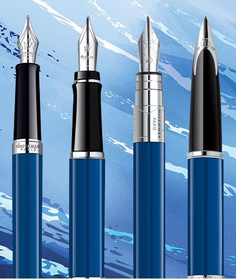 万人におすすめしたい4つの「人気万年筆ブランド」:これであなたも、大人の世界に一歩近づくだろう。 5番目の画像
