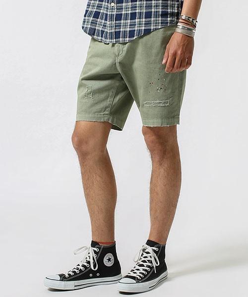 """夏の大人メンズは""""ハーフパンツ""""で爽やかに飾れ! イマドキのおしゃれな着こなしは""""膝上丈""""が正解 13番目の画像"""