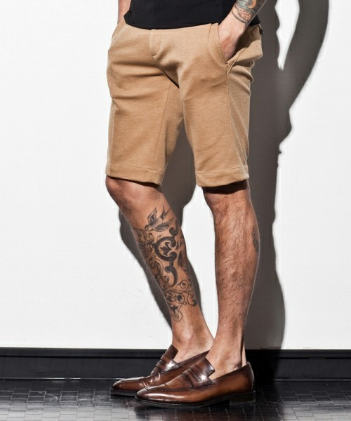 """夏の大人メンズは""""ハーフパンツ""""で爽やかに飾れ! イマドキのおしゃれな着こなしは""""膝上丈""""が正解 14番目の画像"""