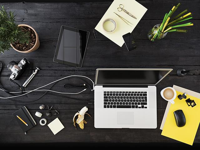 仕事がはかどる「デスク整理術」:できる男のデスクは、自分だけのオフィスビルだと思え。 3番目の画像