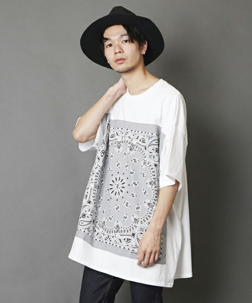 """今夏のTシャツ、キーワードは""""ビッグシルエット"""":最旬シルエットで「シンプル」のその先へ 9番目の画像"""