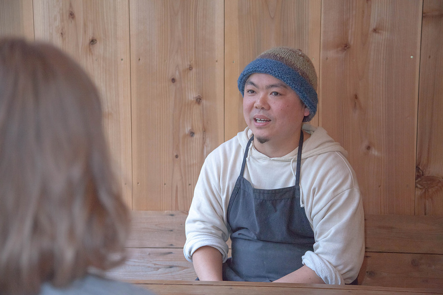 やりたいことを追求するため「縮小主義」をお試し中:大阪生まれのピザ職人が「徳島で店を開いた理由」 3番目の画像