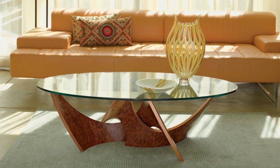 おしゃれで存在感のある7つの珈琲テーブル:大人のビジネスマンだからこそ、コーヒータイムも拘りたい 2番目の画像