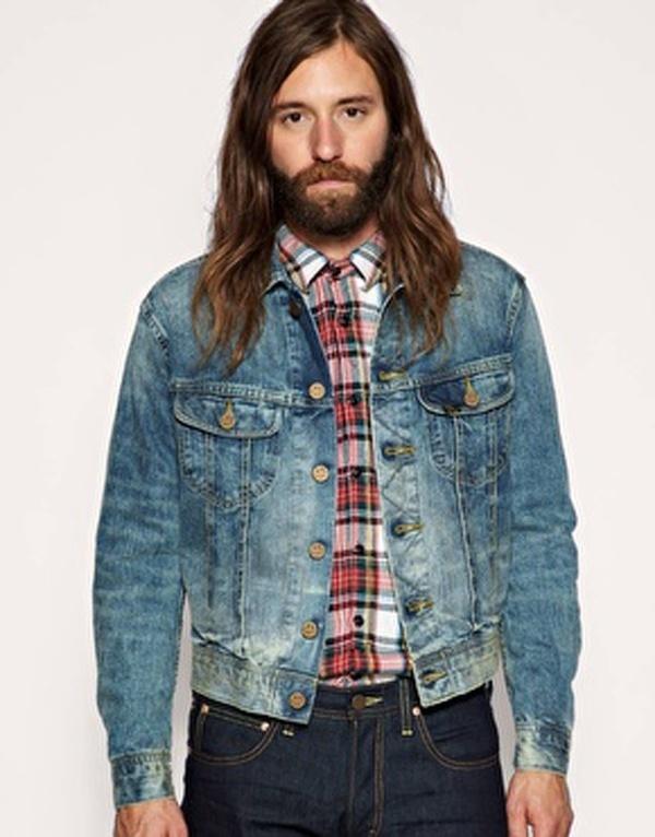 """デニムジャケットを""""大人顔""""にコーディネートする方法とは?:大人なら大人の「デニム使い」を。 11番目の画像"""
