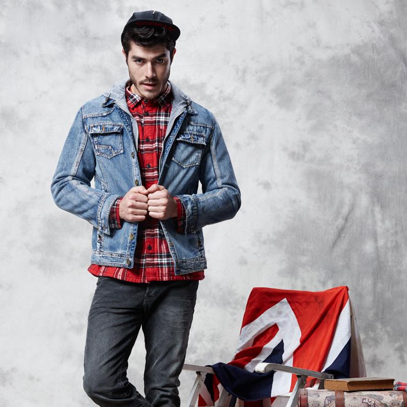 """デニムジャケットを""""大人顔""""にコーディネートする方法とは?:大人なら大人の「デニム使い」を。 13番目の画像"""