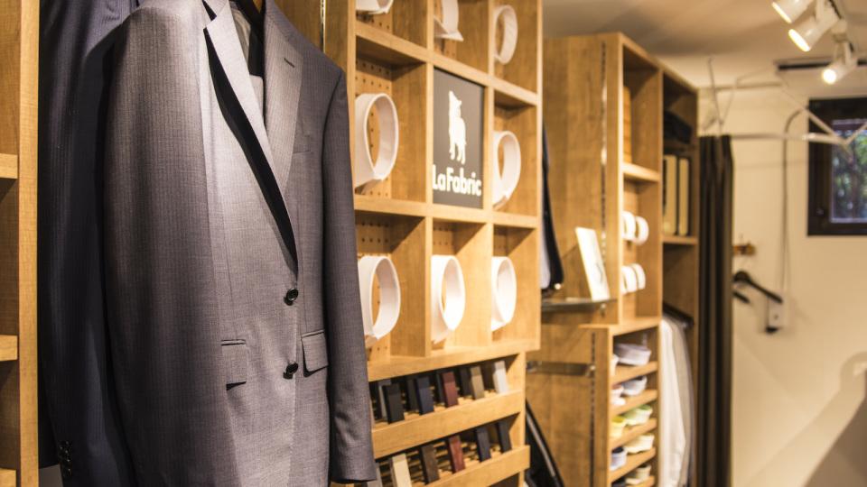 「EC専門オーダースーツ」がリアル店舗に進出した理由とは? 飛ぶように売れる新興ブランドに迫る。 3番目の画像