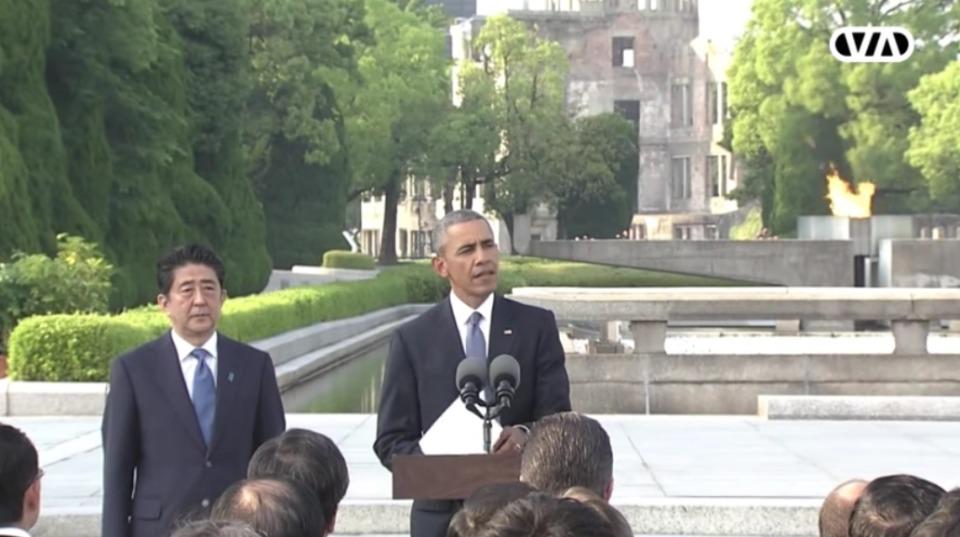 """「オバマ米大統領による広島訪問」を考える。:""""あり得ない出来事""""が示した進むべき世界とは? 1番目の画像"""