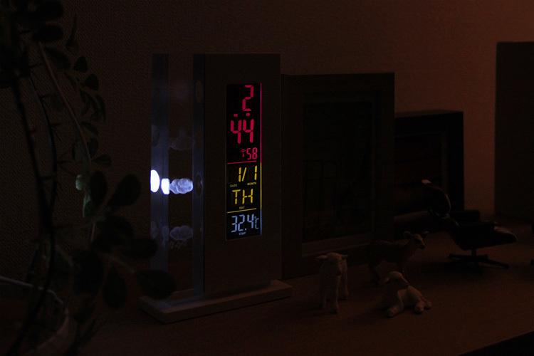 """人生に寄り添うプレゼントに相応しい8つの置時計:目には見えない""""時間""""を大切な人に贈る 6番目の画像"""