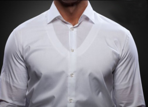 スーツスタイルの脇役・インナーシャツの選び方とは? 今すぐ知りたい、スーツに最適なメンズ下着4種 2番目の画像