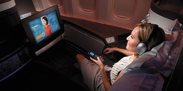 """""""ファーストクラス""""が人気の5つの航空会社:憧れのファーストクラスの世界に迫る 4番目の画像"""