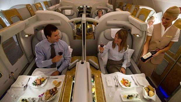 """""""ファーストクラス""""が人気の5つの航空会社:憧れのファーストクラスの世界に迫る 11番目の画像"""