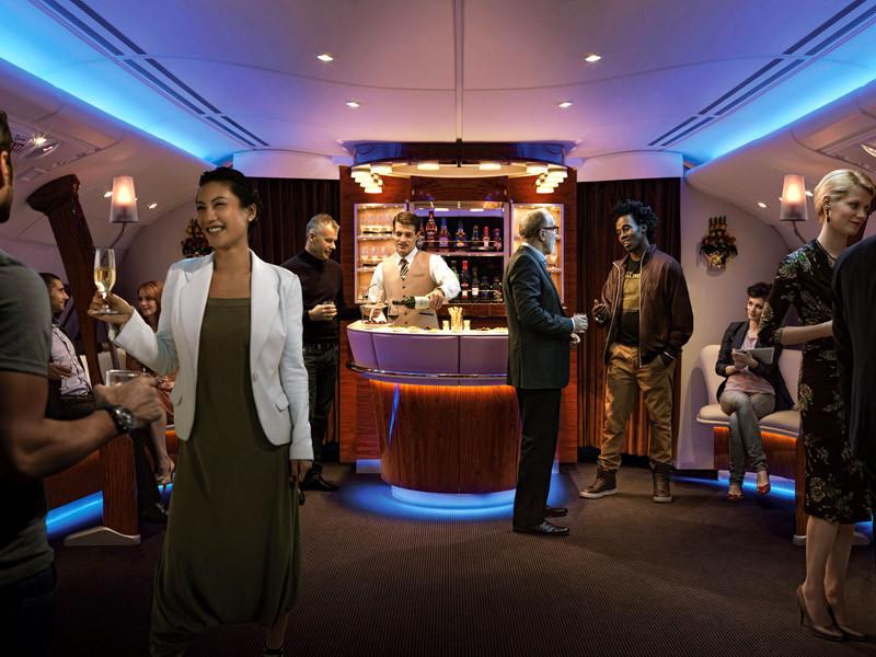 """""""ファーストクラス""""が人気の5つの航空会社:憧れのファーストクラスの世界に迫る 10番目の画像"""