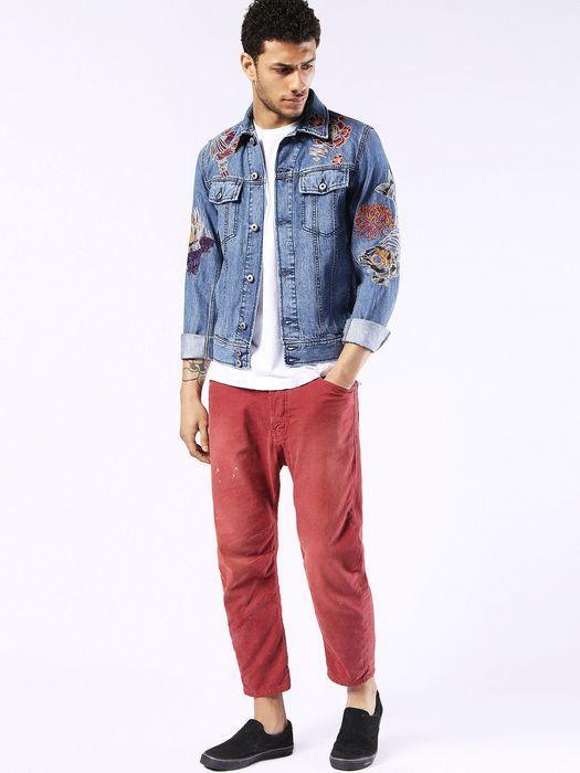 """ワイルドなかっこよさを演出する5つの""""デニムジャケット""""ブランド:自分色に染まっていく快感を知る 3番目の画像"""