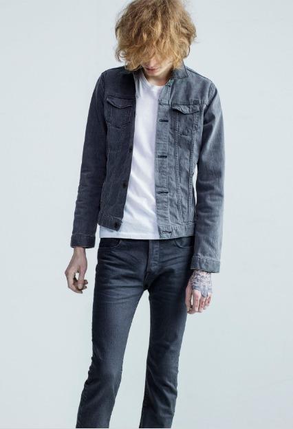 """ワイルドなかっこよさを演出する5つの""""デニムジャケット""""ブランド:自分色に染まっていく快感を知る 5番目の画像"""