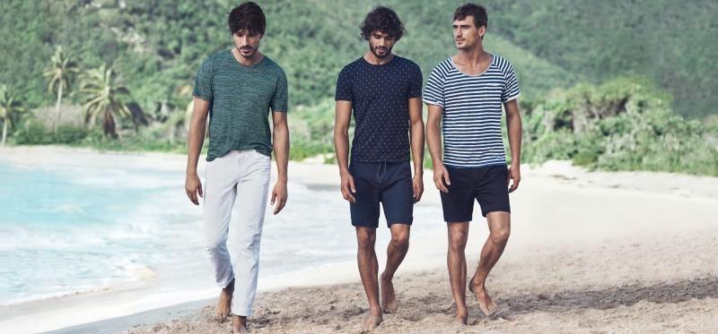 """夏でもクールに決めろ! メンズに人気の""""Tシャツ""""を着こなして、一気に夏の主役に躍り出る。 1番目の画像"""