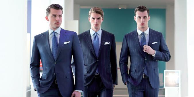 新卒は高いスーツを着てはいけない? それぞれの相場から見えてくる、今の自分に適したスーツの選び方 3番目の画像