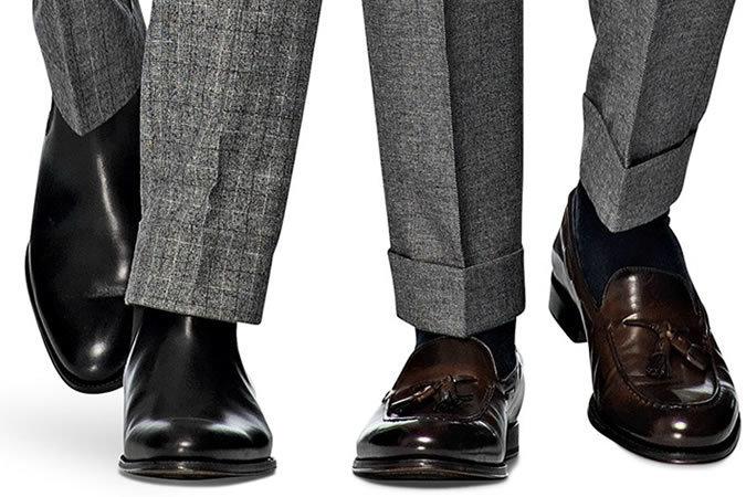 """スーツを買うなら知っておきたい! """"シングル""""と""""ダブル""""の裾の違いとそれぞれが適した場所とは 4番目の画像"""