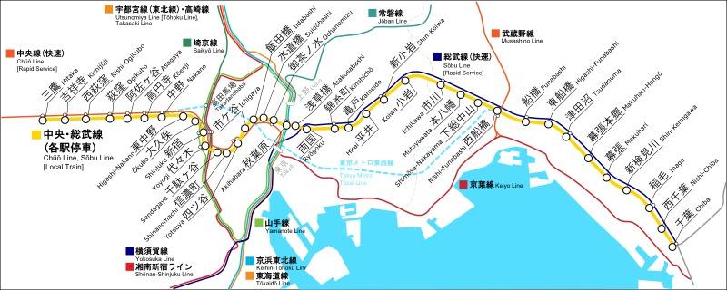 世界トップクラスの通勤ラッシュ区間ランキング:混雑率180%を誇る日本の通勤ラッシュを目撃せよ 4番目の画像