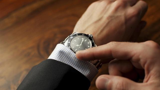 """腕時計はビジネスマンにとって""""商売道具""""である! だからこそ腕時計にはとことんこだわりたい。 1番目の画像"""