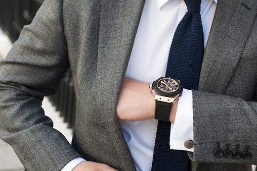 """腕時計はビジネスマンにとって""""商売道具""""である! だからこそ腕時計にはとことんこだわりたい。 4番目の画像"""