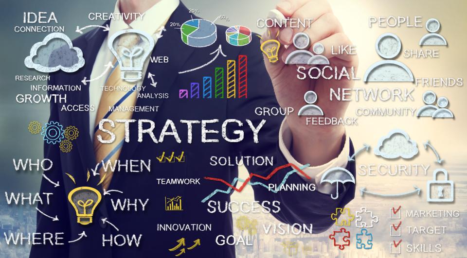 メンバー全員の「腹に落ちる」戦略作りのノウハウ:『事業戦略のレシピ』 1番目の画像