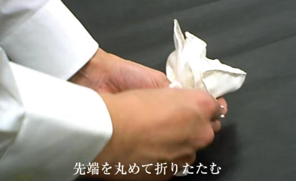 """結婚式やパーティーに:""""ポケットチーフ""""完全保存版! 29番目の画像"""