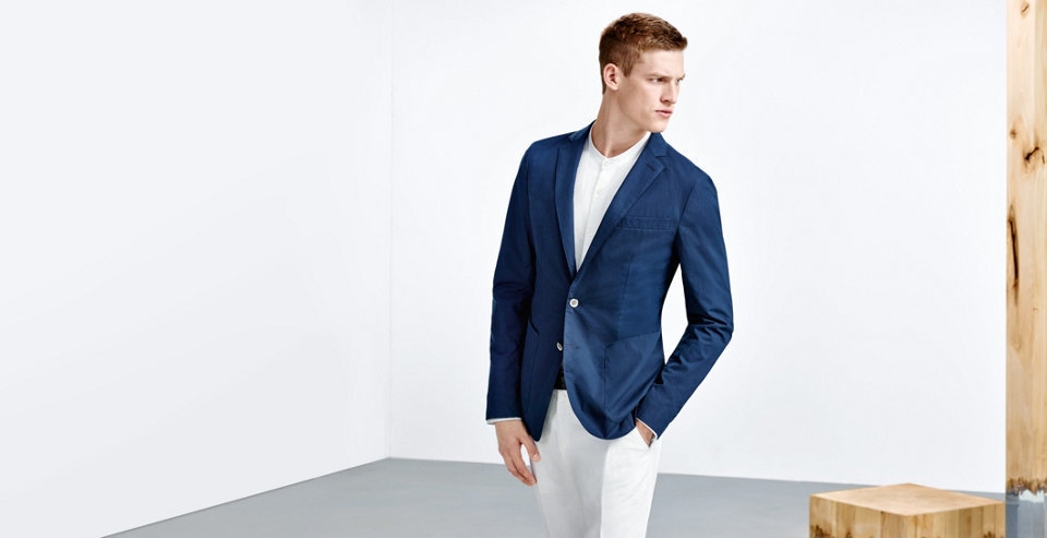 メンズファッションの基本! 3つの種類別ジャケット着こなし 2番目の画像