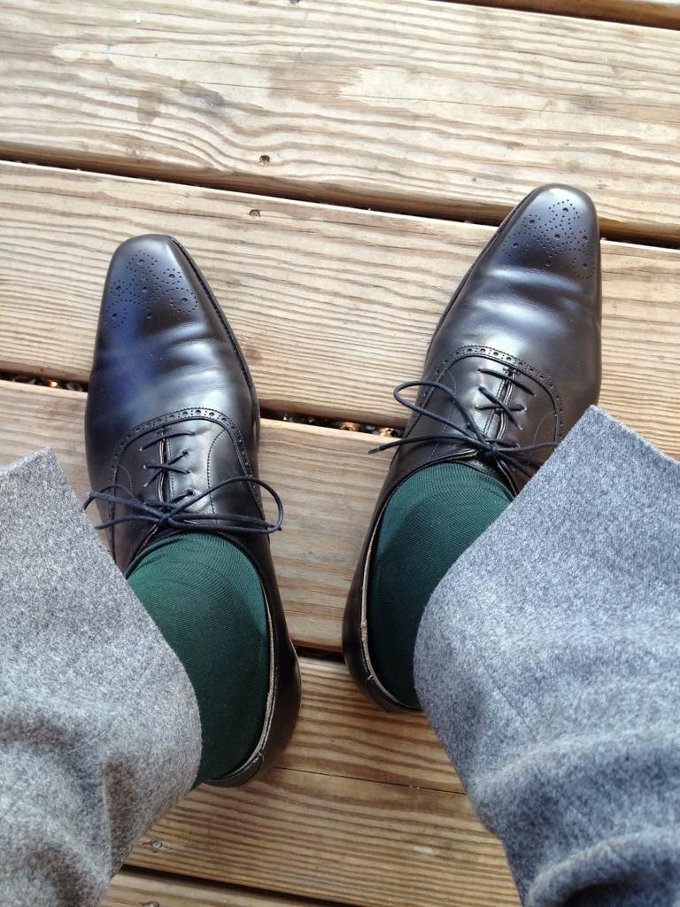 """""""靴下だからと侮るなかれ"""" 素材・デザインで選ぶ「ビジネス靴下」 8番目の画像"""
