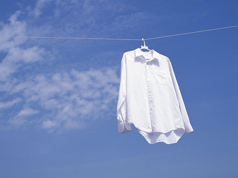 簡単に黄ばみが取れる! 鉄板ファッションアイテム「白シャツ」の洗濯方法 1番目の画像