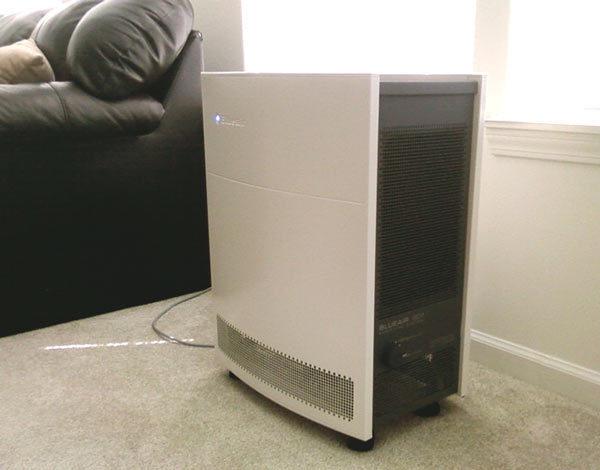 空気清浄機のフィルター交換のサインや時期は? 「オトコの空気」をキレイにせよ。 1番目の画像