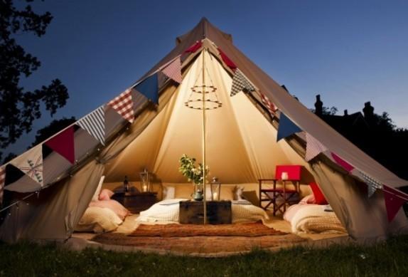 """キャンプは古い?ホテルは高い? """"グランピング""""で叶える「良いトコどり」の休日 1番目の画像"""