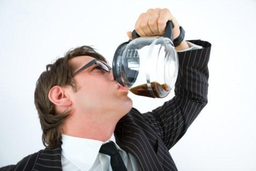 """お茶とコーヒーの飲み過ぎで起こる""""水分不足"""":ビジネスマンが知らない「夏の正しい水分補給」 2番目の画像"""