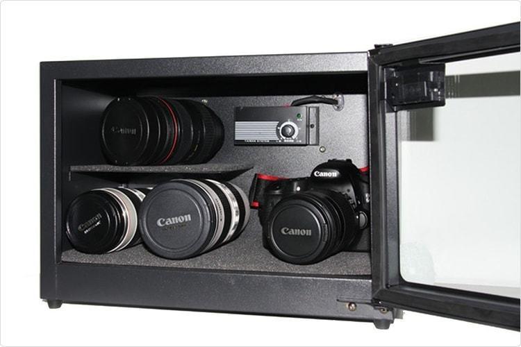 いつまでもカメラの質を維持するために! 防湿庫を使おう! 1番目の画像