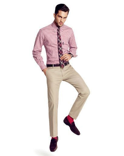 """オフスタイルに""""ネクタイ""""? 大人の休日スタイルにネクタイで華を添えよう 3番目の画像"""