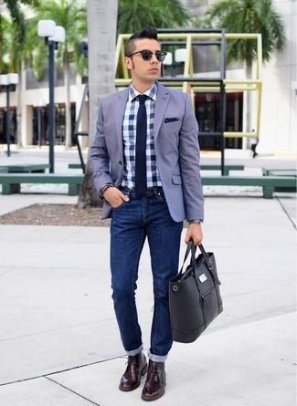 """オフスタイルに""""ネクタイ""""? 大人の休日スタイルにネクタイで華を添えよう 4番目の画像"""