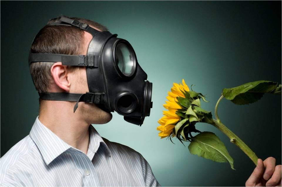 花粉症対策メガネを選ぶときの四つのポイントとは? 1番目の画像