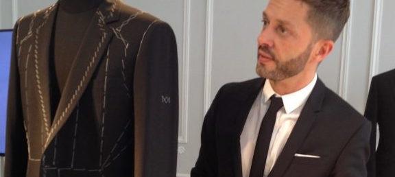 """Dior Homme""のジャケットは、すべて手作業でしかできない職人のメティエ(匠の技)で光る 7番目の画像"
