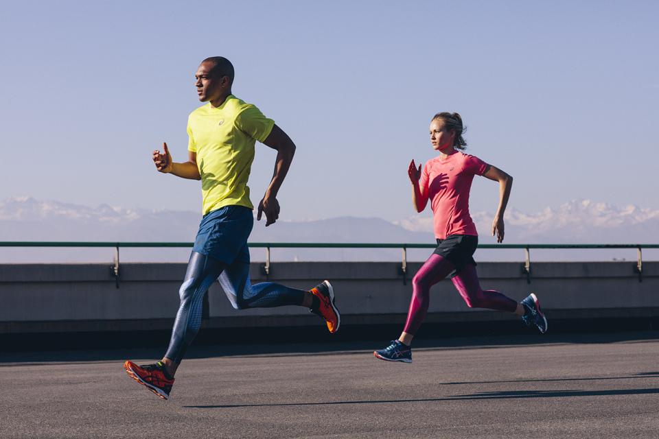 世界のランナーに20年以上愛され続けている「GEL-KAYANO」で体験する、走る喜び 2番目の画像
