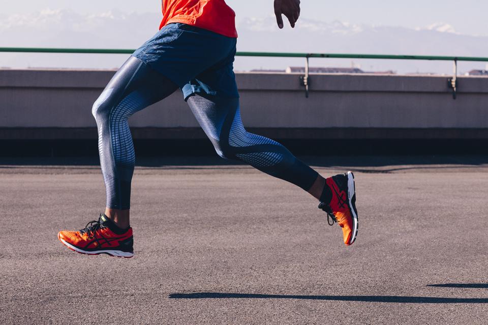 世界のランナーに20年以上愛され続けている「GEL-KAYANO」で体験する、走る喜び 4番目の画像