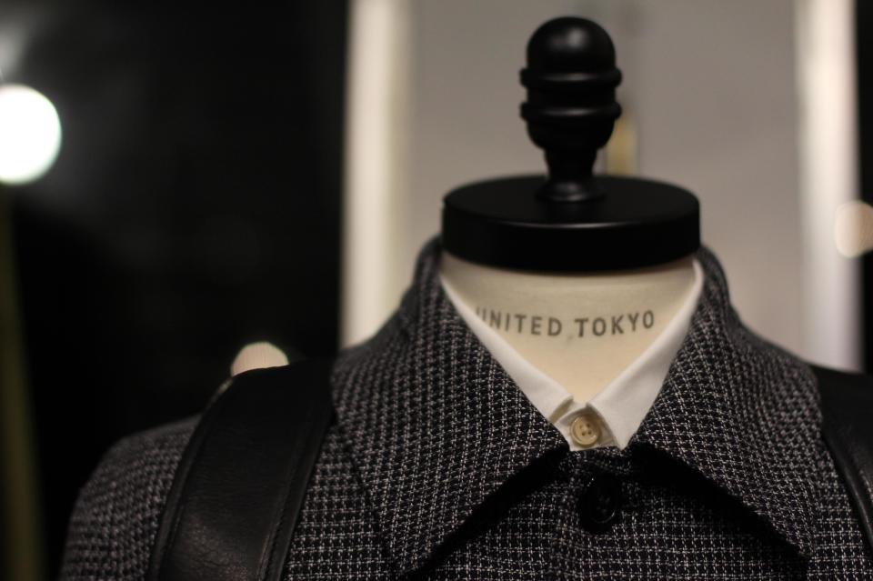 """原価率50%以上の国産ブランド""""UNITED TOKYO"""":時代はファッションも「地産地消」へ 4番目の画像"""