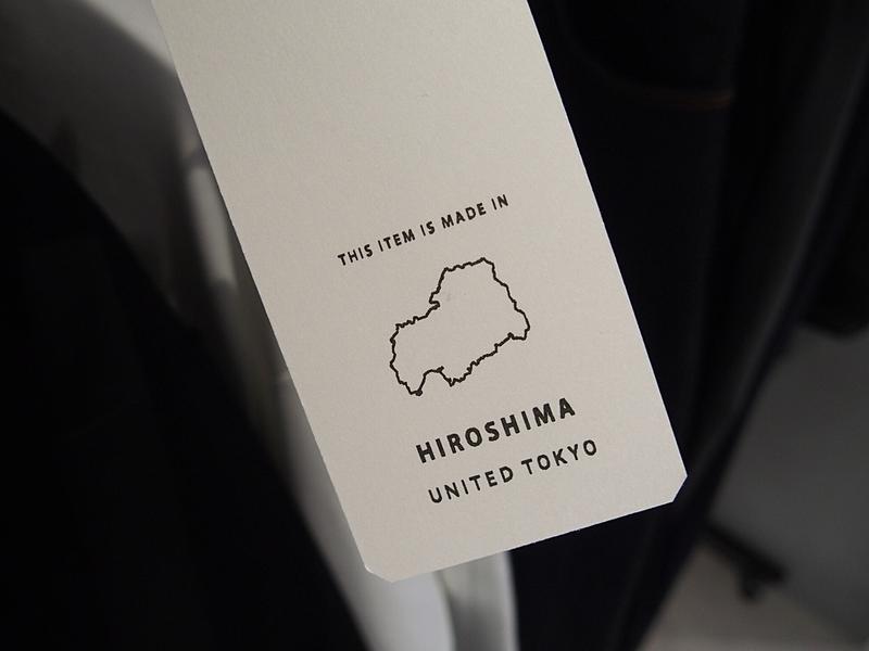 """原価率50%以上の国産ブランド""""UNITED TOKYO"""":時代はファッションも「地産地消」へ 3番目の画像"""