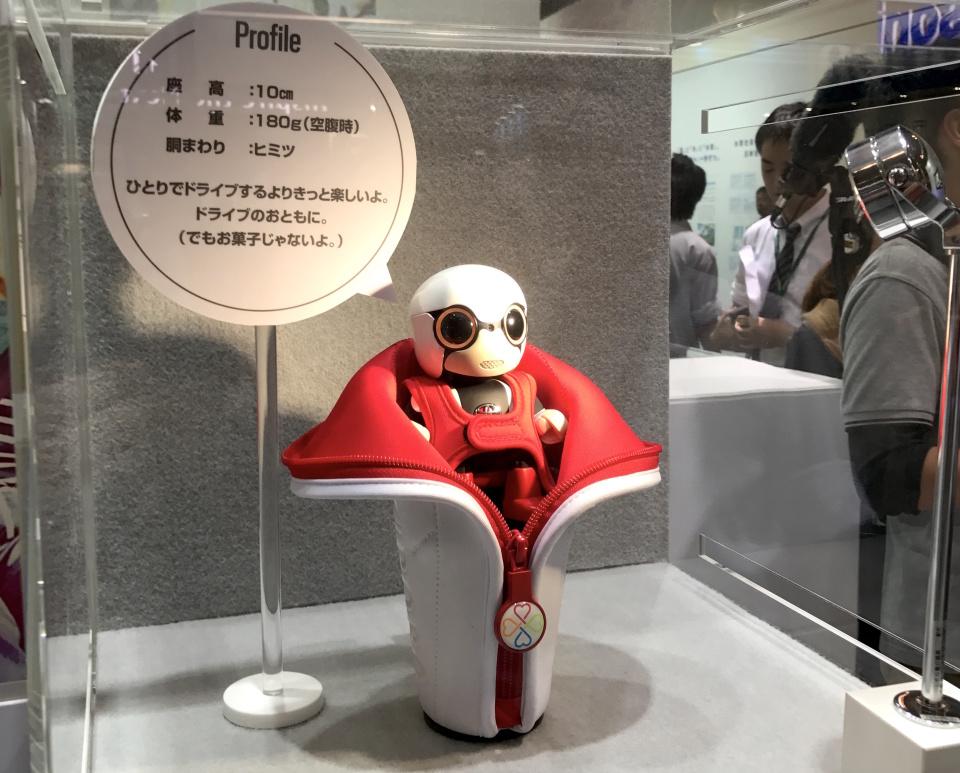 西田宗千佳のトレンドノート」:コミュニケーションロボットの覇権争い、勝負は「顔」にアリ? 3番目の画像