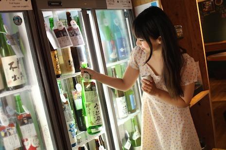 """クラウドファンディングで出店ラッシュ:持ち込み自由&100種以上の日本酒飲み放題""""KURAND"""" 1番目の画像"""