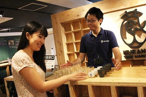 """クラウドファンディングで出店ラッシュ:持ち込み自由&100種以上の日本酒飲み放題""""KURAND"""" 4番目の画像"""